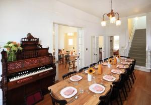 The Grape Leaf Inn for Wilson Artisan Wines